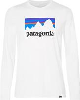 Patagonia Printed Capilene Jersey Base Layer