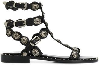 Ash Phoenix 20mm strappy sandals