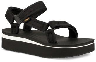 Teva Flatform Universal Wedge Sandal