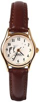 Casio Women's Core LTP1094Q-7B9 Brown Leather Quartz Watch with Dial