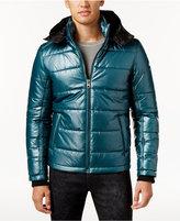 GUESS Men's Triton Puffer Coat