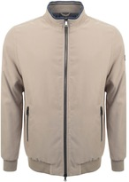 Paul & Shark Paul And Shark Full Zip Jacket Beige