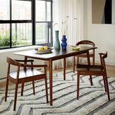 west elm Lena Mid-Century Dining Table - Large