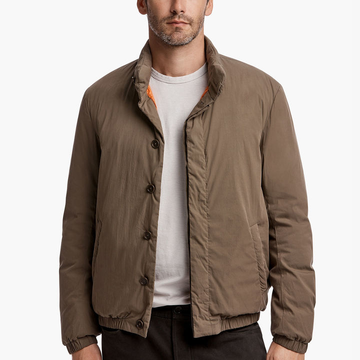 James Perse Cotton Nylon Sport Jacket