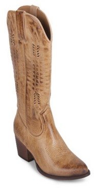 Wanted Texan Western Tall Boot Women's Shoes