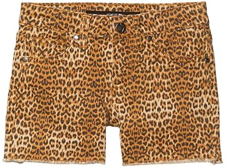 Joe's Jeans The Laney Shorts (Little Kids/Big Kids) (Tawney) Girl's Shorts