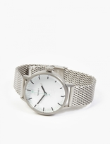 Tsovet Silver Svt-sc38 38mm Stainless Steel Watch