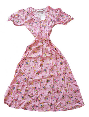 Faithfull The Brand Pink Synthetic Dresses