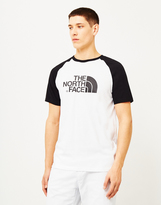The North Face Short Sleeve Raglan Easy T-Shirt White
