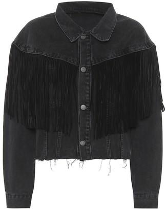 GRLFRND Freya denim jacket
