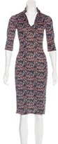 Diane von Furstenberg Aheza Silk Dress