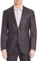 Corneliani Check-Print Sportcoat