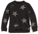 Nununu Toddler Girl's Star Print Sweatshirt