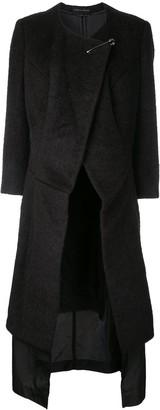 Comme Des Garçons Pre-Owned Layered Coat