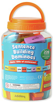 Learning Resources Sentence Building Dominoes