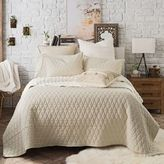 UGG Tahoe Reversible King Quilt in Cream