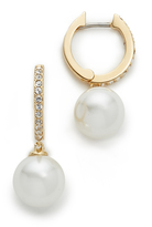 Kate Spade Precious Imitation Pearl Drop Earrings