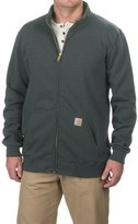 Carhartt Haughton Midweight Sweatshirt - Full Zip, Factory Seconds (For Big and Tall Men)