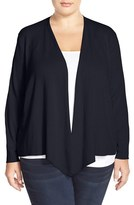 Nic+Zoe Plus Size Women's 4-Way Convertible Cardigan