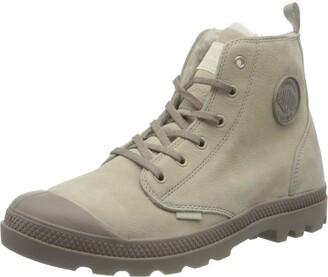 Palladium Women's Pampa HI Zip Wool Ankle Boot