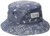 Dickies Men's Chambray Paisley Bucket