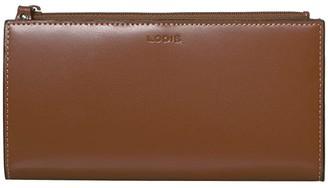 Lodis Audrey Kinsley Wallet (Sequoia/ Papaya) Handbags