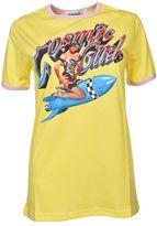 Jeremy Scott Adidas By Cosmic Girl Ringer T-shirt