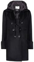 Dorothee Schumacher Smooth Volume wool-blend coat