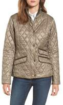Barbour Women's Augustus Water Resistant Quilted Jacket
