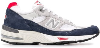 New Balance Colour Block Low-Top Sneakers