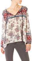 Sanctuary Floral Boho Blouse
