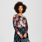 Women's All Over Print Crew - Who What Wear