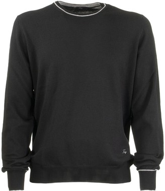Fay Round Neck Jumper