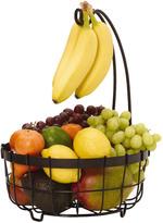 Mikasa Gourmet Basics Center Piece Basket with Banana Hook