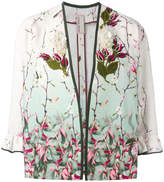 Antonio Marras embroidered flower jacket