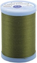 Coats: Thread & Zippers Coats Thread & Zippers and CLARK Cotton Covered Quilting and Piecing, 250-Yard