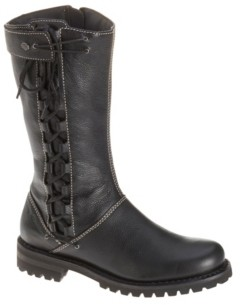 Harley-Davidson Women's Melia Motorcycle Lug Sole Boot Women's Shoes