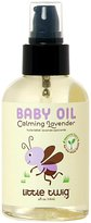 Green Baby Little Twig Baby Oil - Calming Lavender - 4 oz