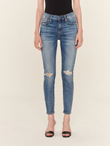 Edwin Pixie Deconstructed Skinny Jeans