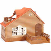 International Playthings Calico Critters Lakeside Lodge