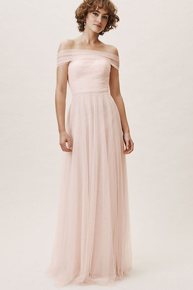 Jenny Yoo Ryder Convertible Dress By in Pink Size 0