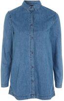 WÅVEN **Blue Denim Shirt