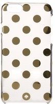 Kate Spade Le Pavillion Clear Resin iPhone 6 and 6s Case Cell Phone Case