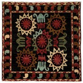 "Bloomingdale's Kaitag Collection Oriental Rug, 5'10"" x 5'10"""