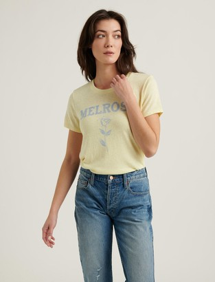 Lucky Brand Floral Melrose Tee