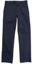 Fox Essex Pant (Big Kids) (Navy) - Apparel