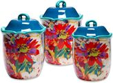Tracy Porter for Poetic Wanderlust® 3-Piece Canister Set in Scotch Moss