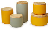 Now Designs Ceramic Canisters