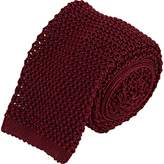 Barneys New York Men's Crochet Neck Tie