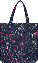 Accessorize Paint Splash Shopper Bag